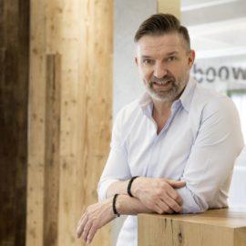 Geschäftsführer Andreas Pomwenger
