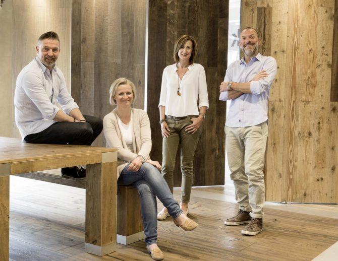 Das woodpark Team für Ihren Holzboden